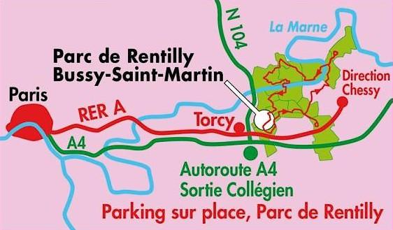 Marne et Gondoire plan